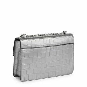 DKNY Bags - New DKNY Elissa Croc Flap Shoulder Bag